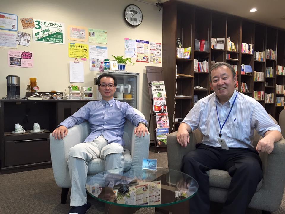 五十嵐浩さんインタビュー